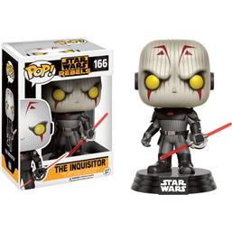 The Inquisitor POP! Vinyl Bobble-Head (#166)