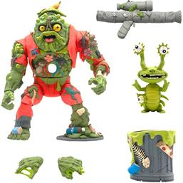 Ninja Turtles: Muckman & Joe Eyeball Ultimates Action Figure 18 cm
