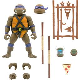 Ninja Turtles: Donatello Ultimates Action Figure 18 cm