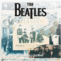 Officiel Beatles Kalender 2021