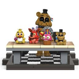 Five Nights at Freddy's (FNAF): The Office Desk Small Construction Set