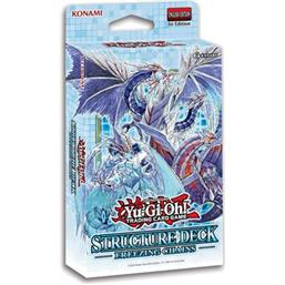 Yu-Gi-Oh: Structure Deck Freezing Chains