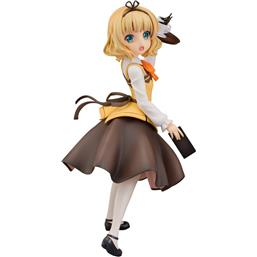 Is the Order a Rabbit: Syaro (Cafe Style) Statue 1/7 21 cm