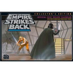 Star Wars: The Empire Strikes Back Deluxe Kalender 2021