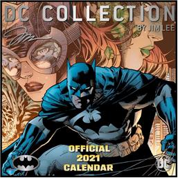 Batman Comics Kalender 2021