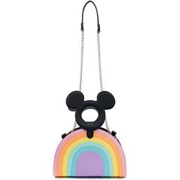 Mickey Mouse Pastel Rainbow Crossbody by Loungefly