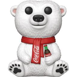 Coca-Cola Polar Bear POP! Vinyl Figur (#58)