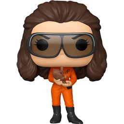 Diana in Glasses w/Rodent POP! TV Vinyl Figur