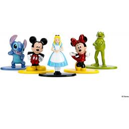 Disney Series 2 Nano Metalfigs Diecast Mini Figures 5-Pack 4 cm