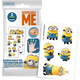 Minions Tatoveringer