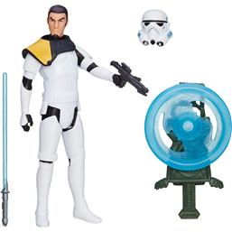 Kanan Jarrus (Stormtrooper Disguise) Action Figur