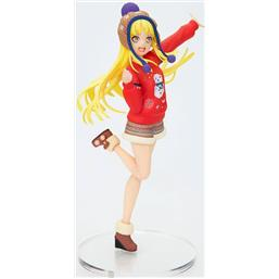 Gemaki Kokoro Winter Wear Version Statue 18 cm