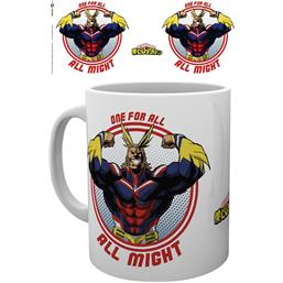 All Might Krus