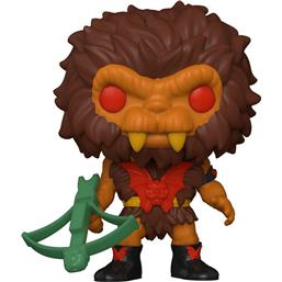 Masters of the Universe (MOTU): Grizzlor POP! Animation Vinyl Figur (#40)
