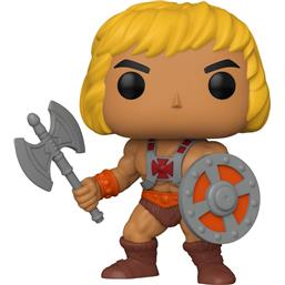 He-Man Super Sized POP! Vinyl Figur (#43) 25 cm