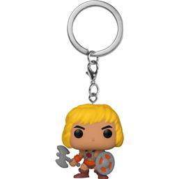 Masters of the Universe (MOTU): He-Man Pocket POP! Vinyl Nøglering