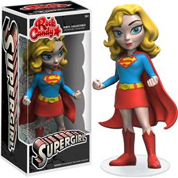 Superman: Klassisk Supergirl Rock Candy Vinyl Figur