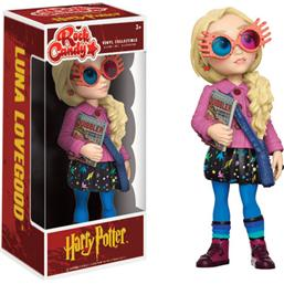 Harry Potter: Luna Lovegood Rock Candy Vinyl Figur