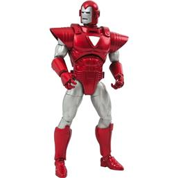 Silver Centurion Iron Man Action Figure 18 cm