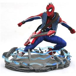 Spider-Punk Statue Video Game Gallery 18 cm