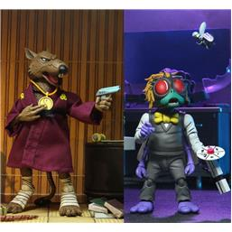 Splinter & Baxter Action Figur 2-Pak 18 cm