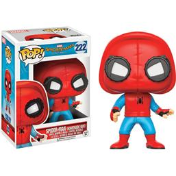 Spider-Man (Homemade Suit) POP! Vinyl Bobble-Head (#222)