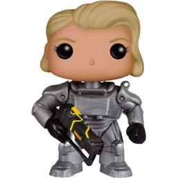 Female Warrior In Power Armor POP! Vinyl Figur (#67)