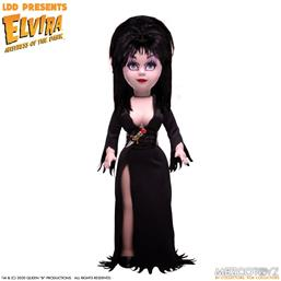 Elvira Mistress of the Dark Living Dead Dolls Doll 25 cm