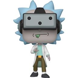 VR Gamer Rick POP! Animation Vinyl Figur (#741)