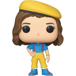 Eleven in Yellow Outfit POP! TV Vinyl Figur (#854)
