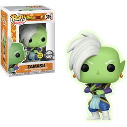 Zamasu (Glow) POP! Animation Vinyl Figur (#316)