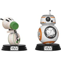 D-O & BB-8 POP! Movies Vinyl Bobble-Head 2-Pak