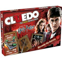 Harry Potter: Harry Potter Cluedo Spil