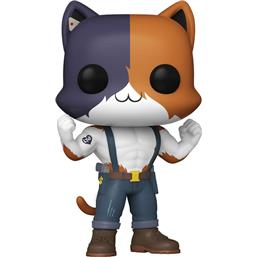 Meowscles POP! Games Vinyl Figur (#639)