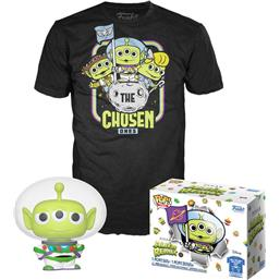 The Chosen Alien As Buzz POP! & Tee Box