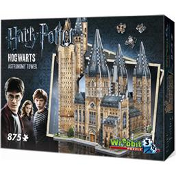 Harry Potter: Hogwarts - Astronomy Tower 3D Puslespil