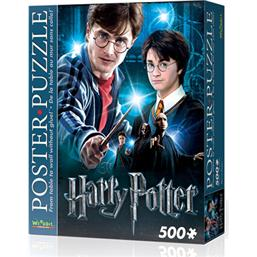 Harry Potter: Harry Potter Plakat Puslespil