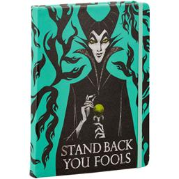 Disney: Disney Villains Maleficent Notesbog