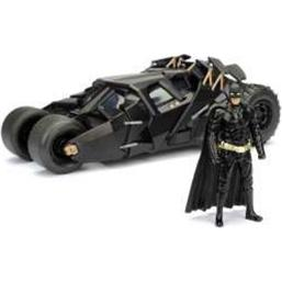 Batmobile & Batman fra The Dark Knight