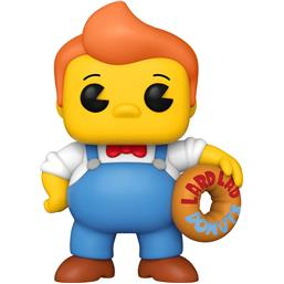 Simpsons: Lard Lad Super Sized POP! TV Vinyl Figur 15 cm