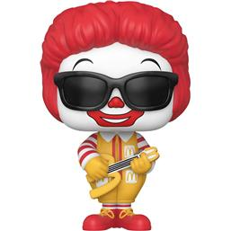 Rock Out Ronald POP! Ad Icons Vinyl Figur (#109)
