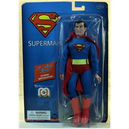 Retro Superman DC Comics Action Figur 20 cm