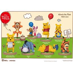 Winnie the Pooh Mini Egg Attack Figures 8 cm