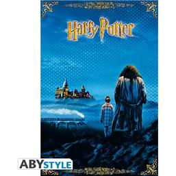 Harry Potter og Rebeus Hagrid Plakat