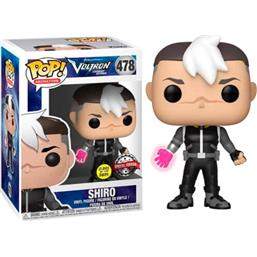 Shiro with Normal Clothes POP! Animation Vinyl Figur (#478)