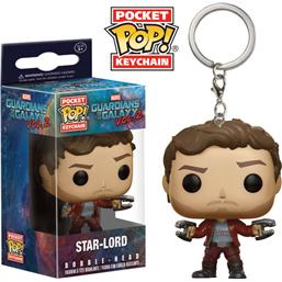 Star-Lord Pocket POP! Vinyl Nøglering