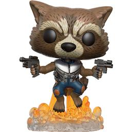 Rocket Raccoon POP! Vinyl Figur (#201)