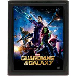Guardians of the Galaxy: Guardians of the Galaxy 3D Indrammet Billede