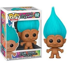 Teal Troll POP! Animation Vinyl Figur (#02)