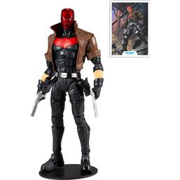 Red Hood Action Figur 18 cm